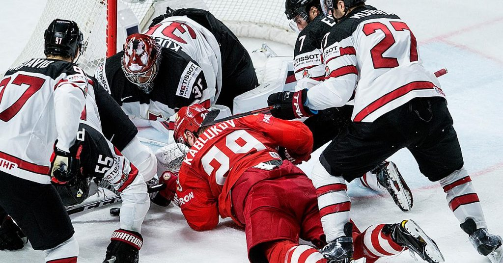 Hockey World Cup: Canada defeated the Russians in the semi-finals
