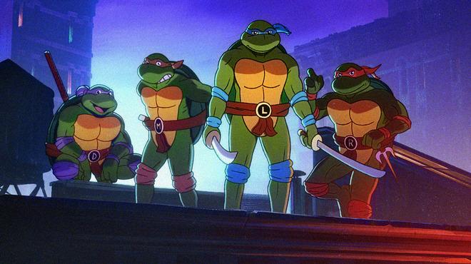 Teenage Mutant Ninja Turtles: Shredder's Revenge has a new preview