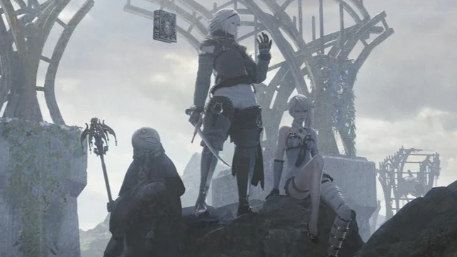 We can take a look at NieR Replicant gameplay in a chunky video demo