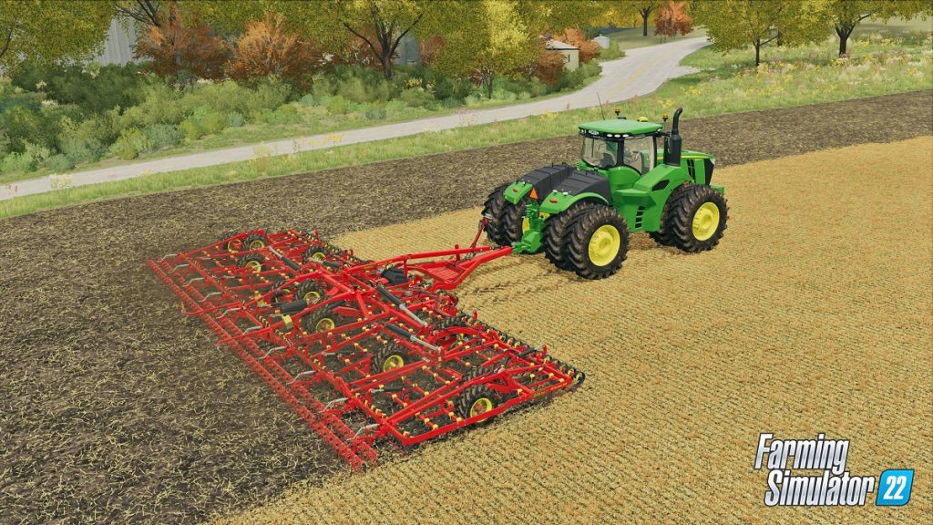 Farming Simulator arrives with 22 seasons and machine innovations!