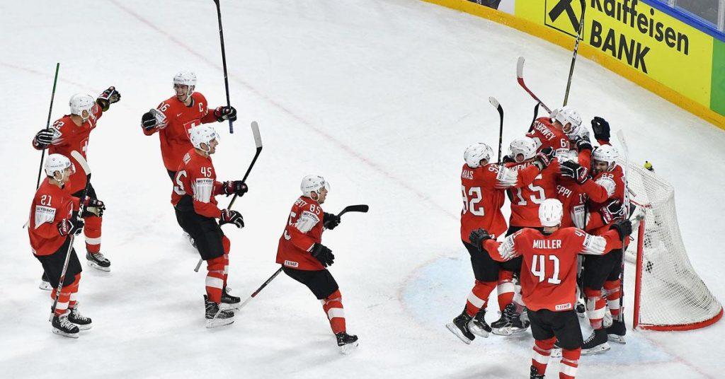 Big surprise, Switzerland in the final, Canada bronze