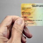 According to HCLU, it's a distinction to pick people based on their vaccine ID card