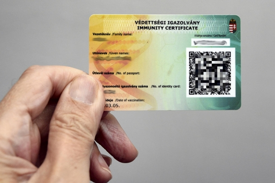 At home: Telex: do not get a protection certificate for someone who has been vaccinated abroad