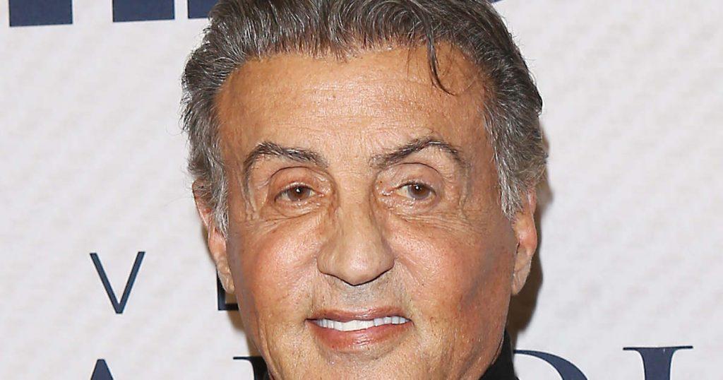 Despite fans' hopes, Sylvester Stallone made a big announcement
