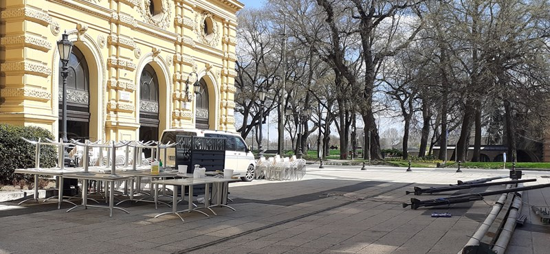 Szeged's deficit is growing by tens of millions every day due to epidemic cutbacks