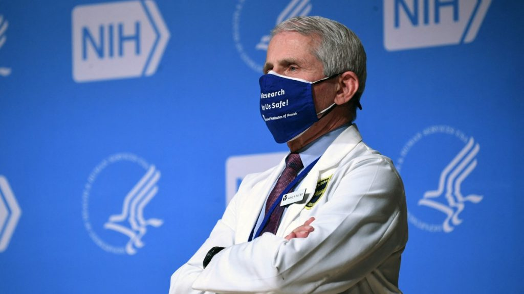 Fauci: Even in 2022, Americans might have to wear a mask