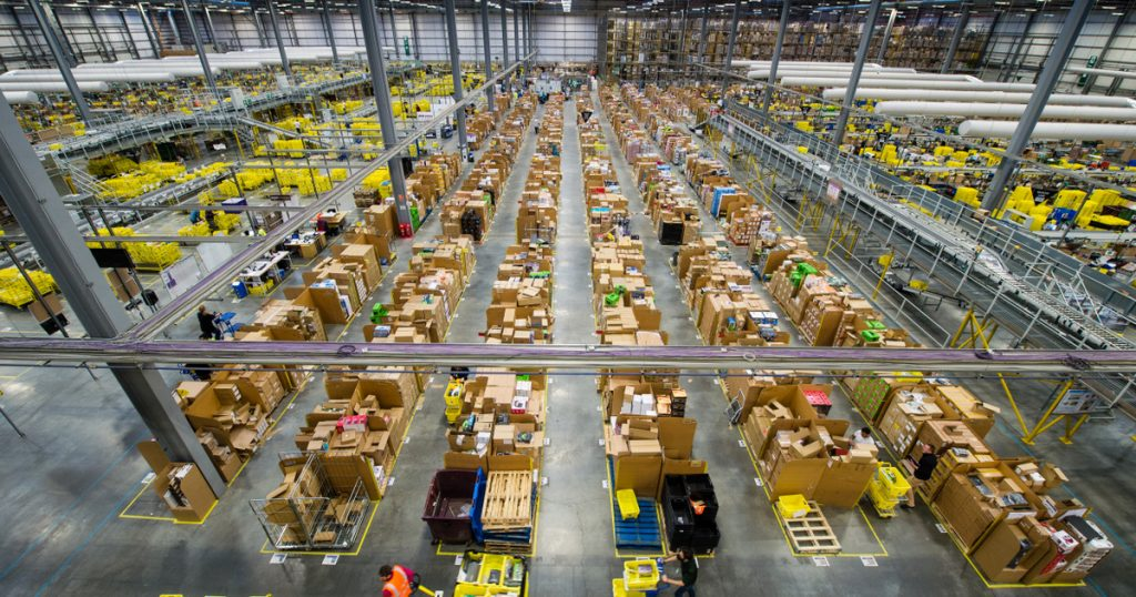 Index - Economics - Has Amazon Outsmarted Its Employees Again?