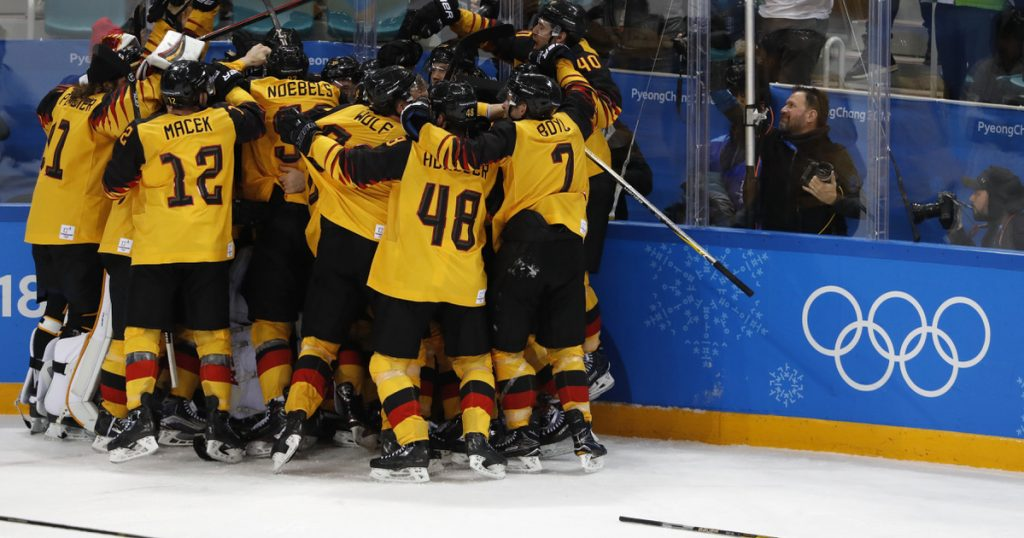 Index - Sport - The biggest Olympic prodigy to date belongs to the German hockey team