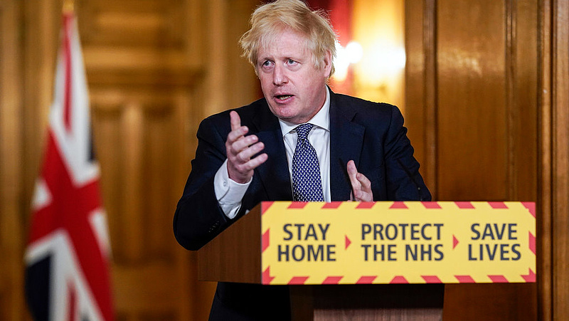 Nekiment Boris Johnsonnak a brexit szellemi vezére