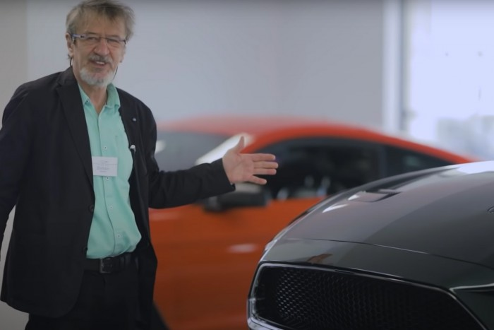Just as Mucsi offers a Ford Mustang, no one offers it