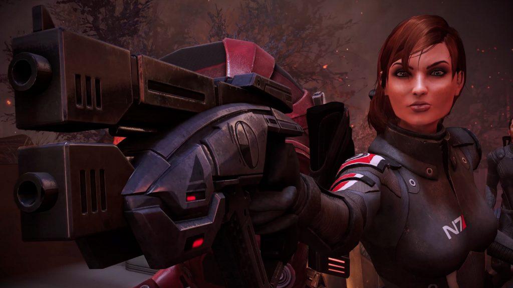 Mass Effect Legendary Edition |  Newsblock