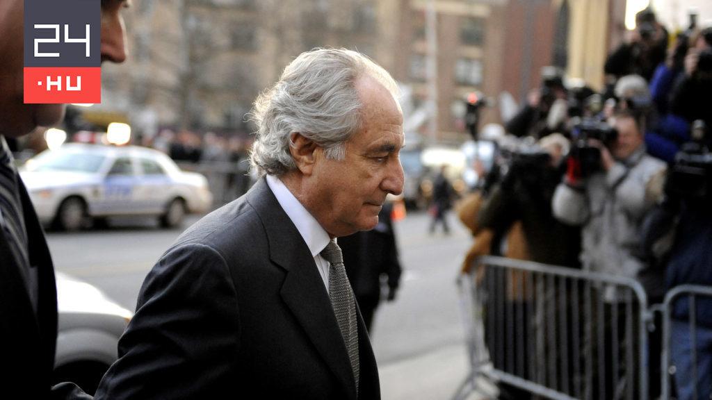 Matt Bernie Madoff, the greatest player of the pyramid