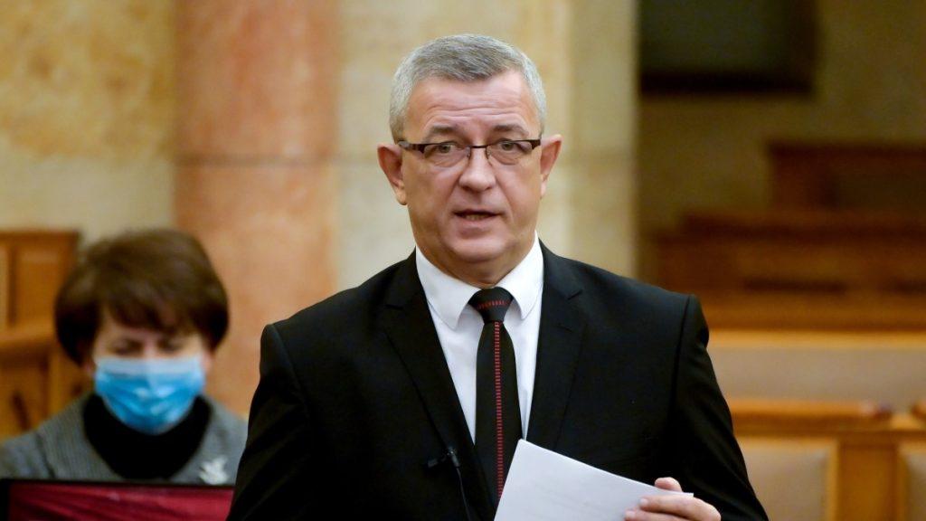 Mazsihisz also condemns György Szilágyi's statement