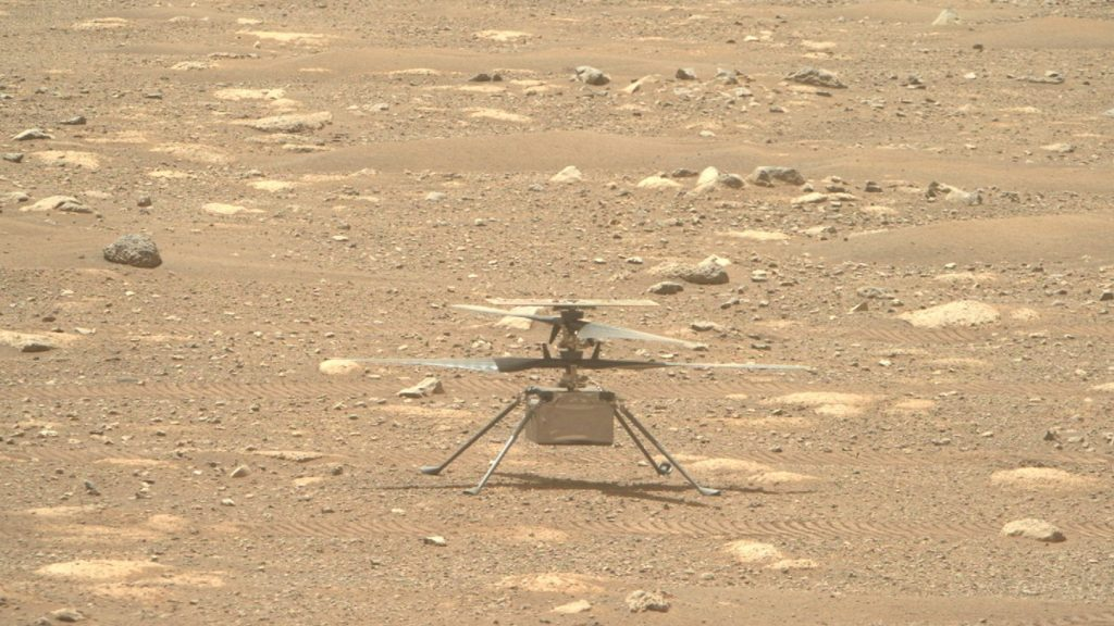 NASA has postponed its first historic helicopter flight to Mars