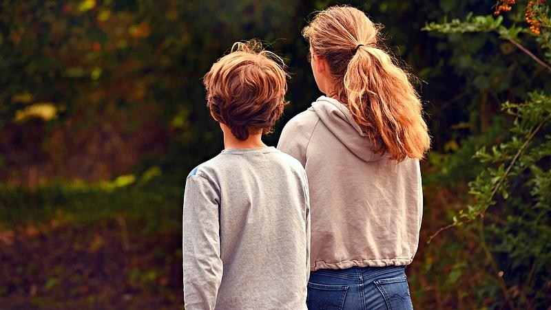 Szomorú adat az online oktatásról: semmit vagy alig tanultak a gyerekek