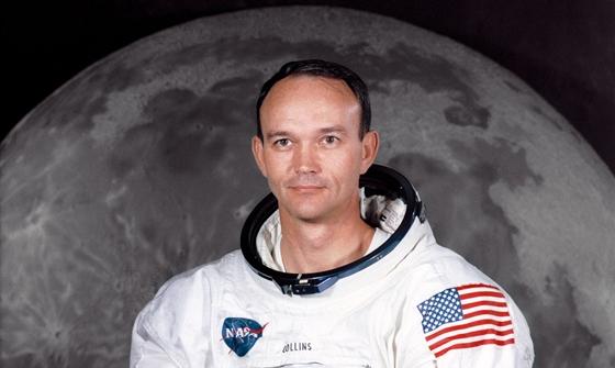 Technology: Matt Michael Collins, Apollo 11 astronaut