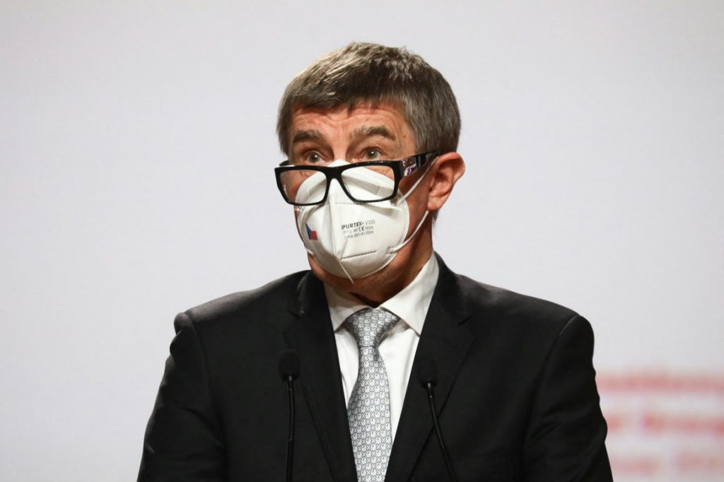 The Communists retreated from behind the Babis, losing most of the Czech government