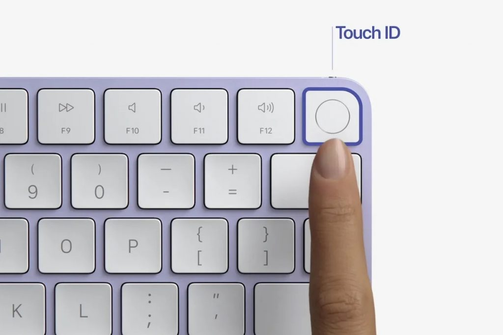 The Magic Keyboard with Touch ID is useful for all M1 Macs
