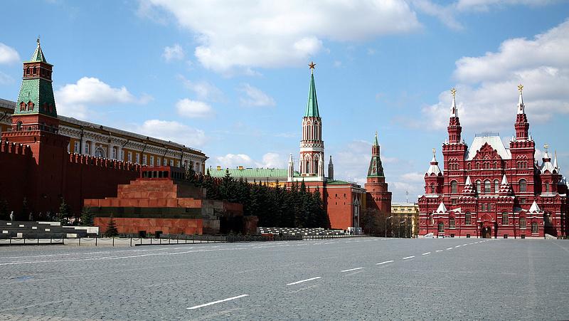 Három százalékkal csökkent tavaly az orosz gazdaság