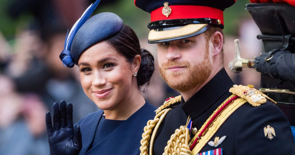 This Prince Harry has too blinded Princess Megan: she can also make sure they have to back off - World Star