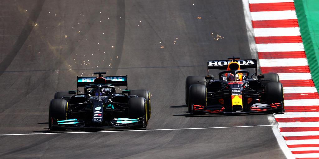 Verstappen and Red Bull in a marathon against Mercedes