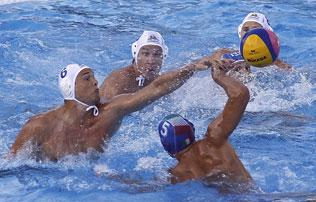Water for Men: Defeating Canada wasn't an issue either