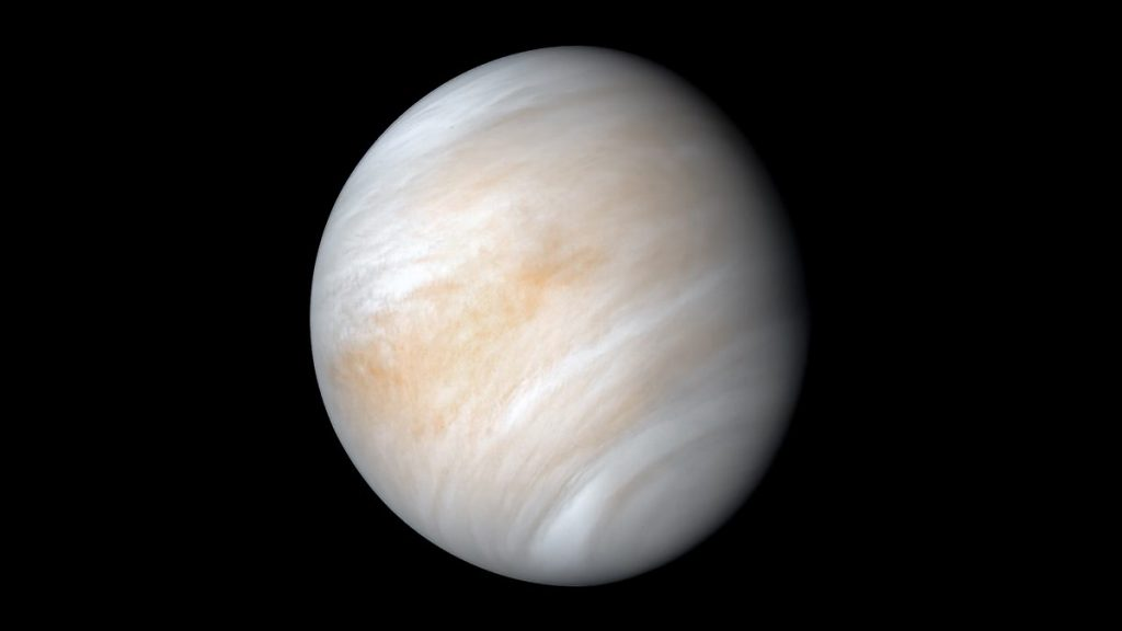Scientists have converted radio signals from Venus' atmosphere into sound