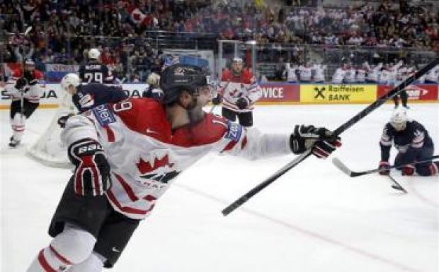 Hockey World Cup: The Final of Canada and Finland