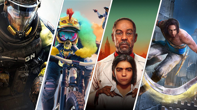 Ubisoft is planning a new fiscal year with many big titles