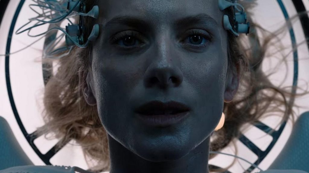 Netflix's modernity heroine is waking up like a ghostly bottle