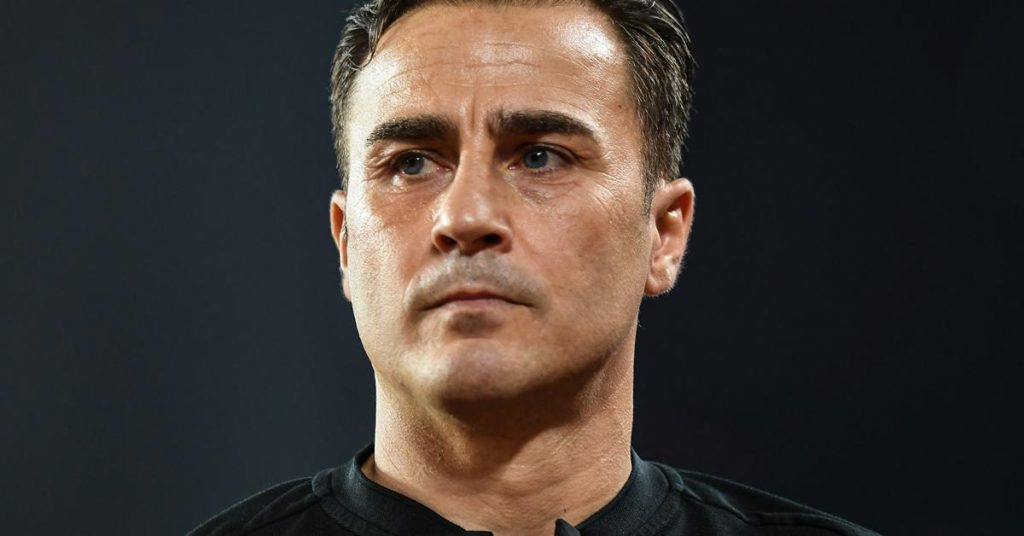 I can't describe how horrific it is - Cannavaro.