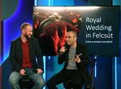 Duma News: The British royal wedding in Lagzi village compared to the wedding of a butcher