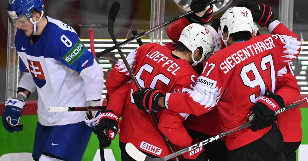 Hockey World Cup: The Slovaks were kicked out by the Swiss