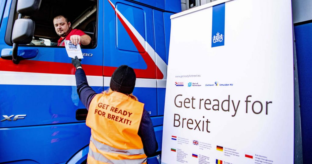 A Brexit without a deal could make a big difference