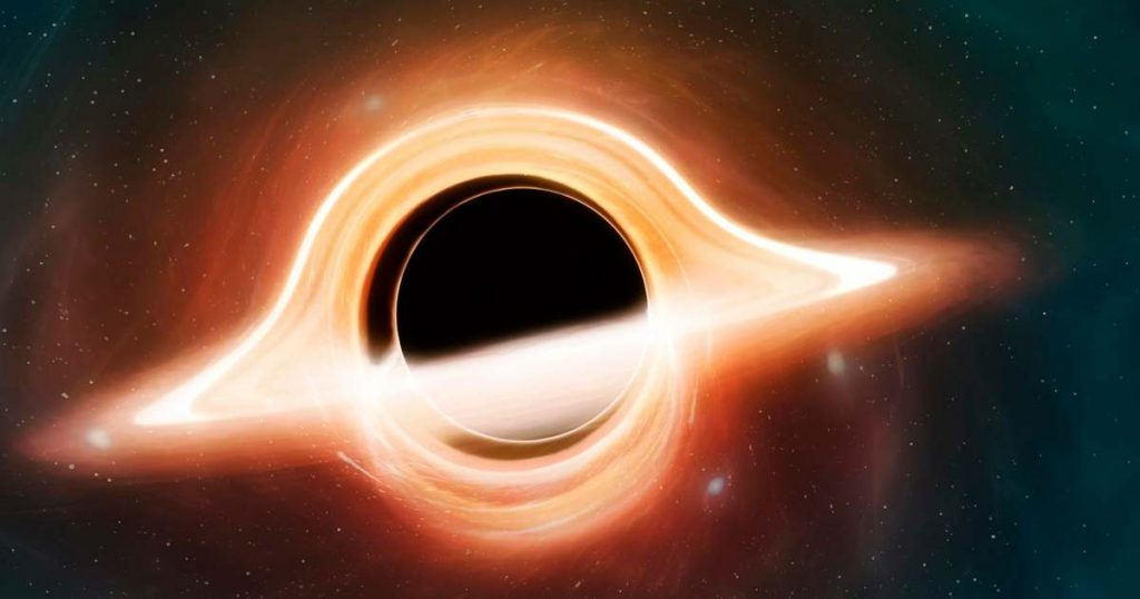 A black hole may be hiding at the edge of the solar system