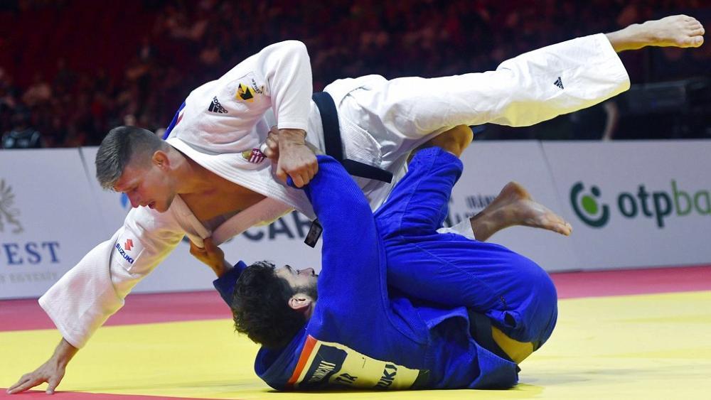Cselgáncs Grand Slam: Attila Ongvari won a bronze medal in Antalya