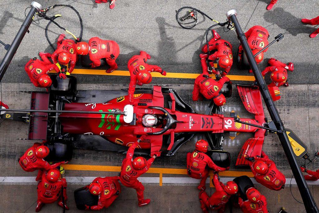 """Ferrari already turns """"90-95 percent"""" by 2022 - F1VILÁG.HU"""