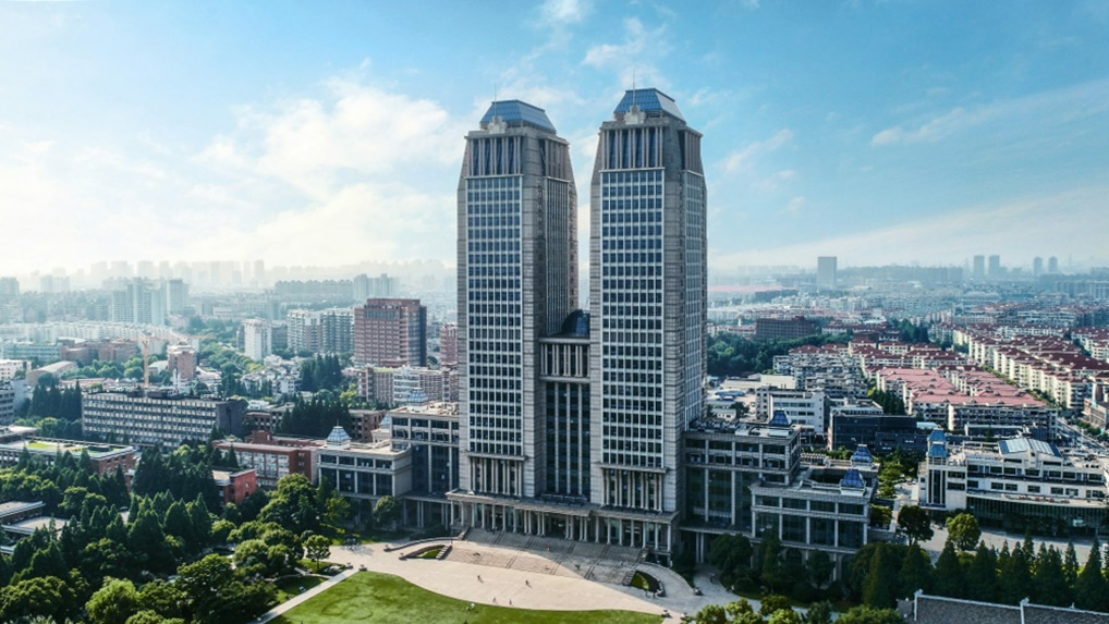 Fudan University in China also cooperates with five German universities and Yale University in the United States