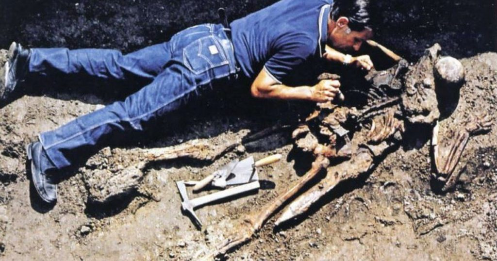Index - Science - An Ancient Crime Has Been Solved: The History of the Skeleton 26