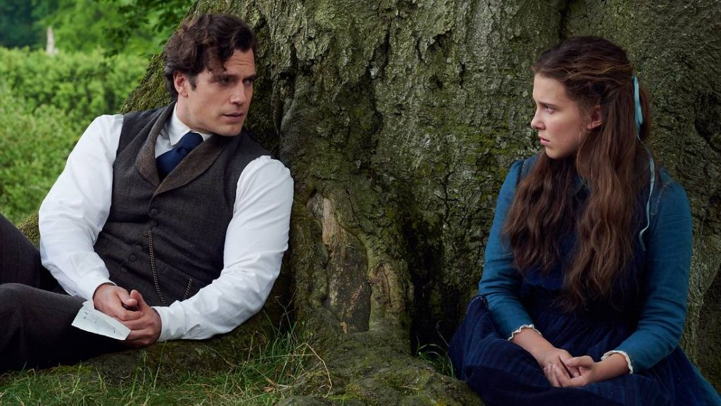 Netflix has given the green light for the sequel to Enola Holmes, to which both main characters will return!