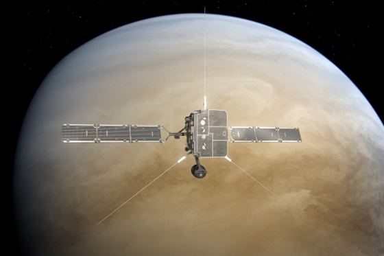 Technology: NASA has picked up an unknown radio signal near Venus, which also surprised scientists