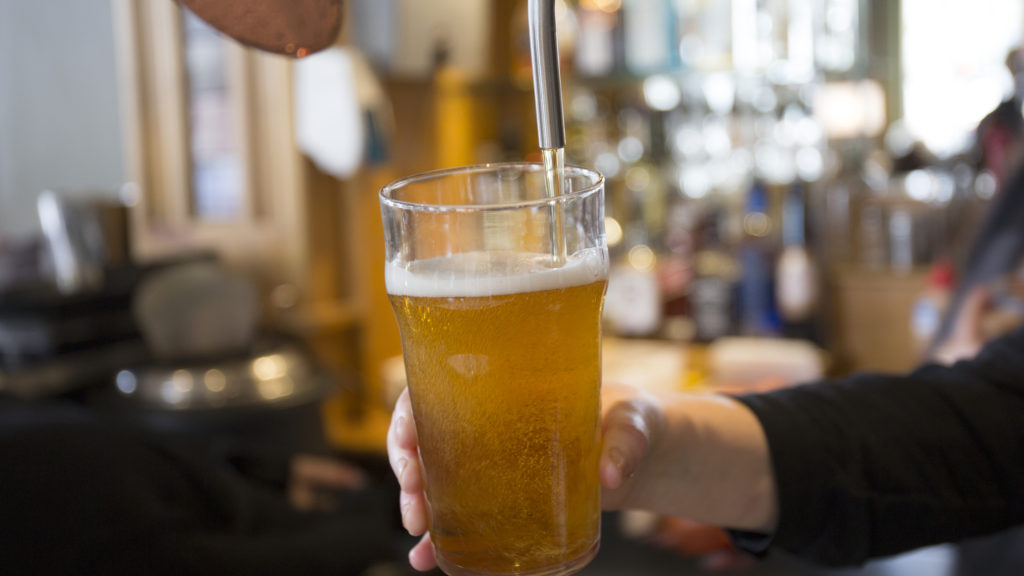 This will be the taste of beer because of climate change