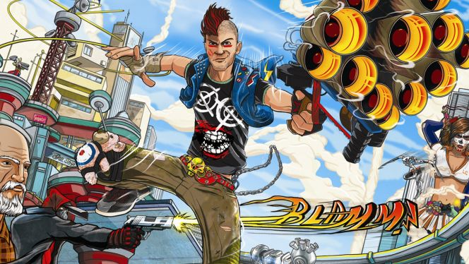 Will Sunset Overdrive get an exclusive PlayStation sequel?
