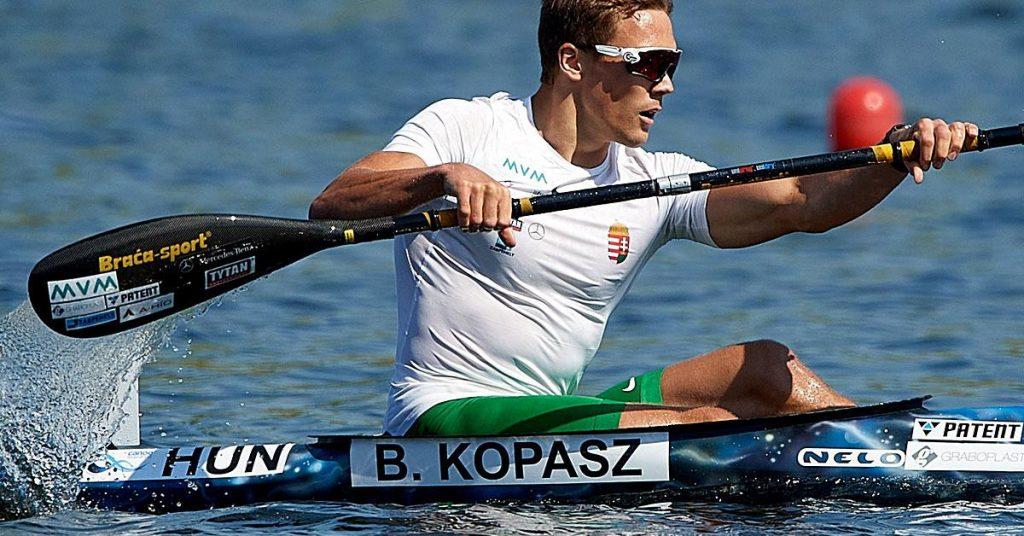 European Kayak Championships: Great Hungarian start at 500m