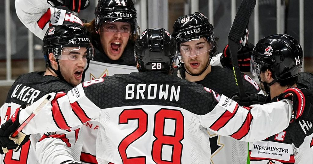 Hockey: Canada, who started with three defeats, becomes world champion