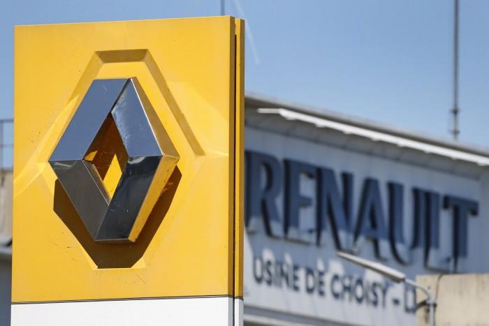 Dízelbotrány a Renault-nál