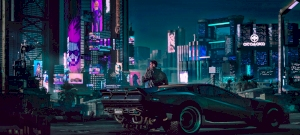 Get ready for the space-consuming Cyberpunk 2077 frenzy