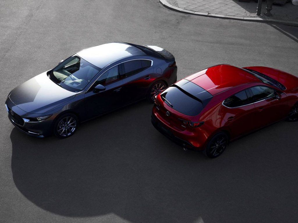 Total Car - Magazine - The new Mazda 3 has become stylish
