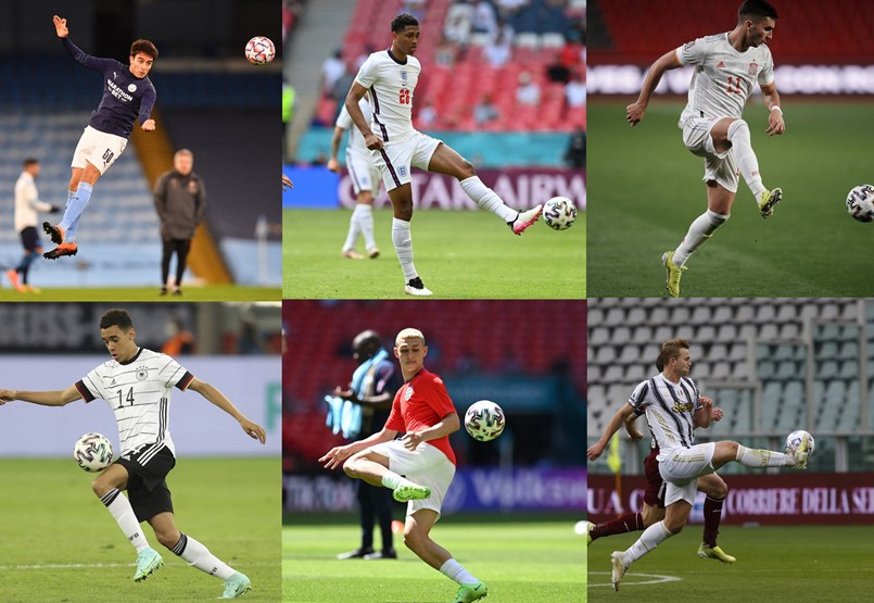These youngsters will deserve to be seen in the European Championship 2021