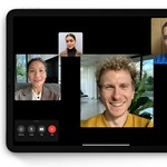 It comes with the new FaceTime, androids and Windows 10 users alike can use it